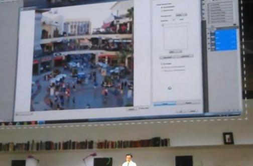 Neue Funktion: Verwackelte Fotos korrigieren