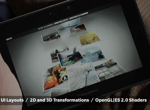 Blackberry OS neue Funktion