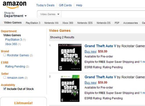 GTA 5 Amazone