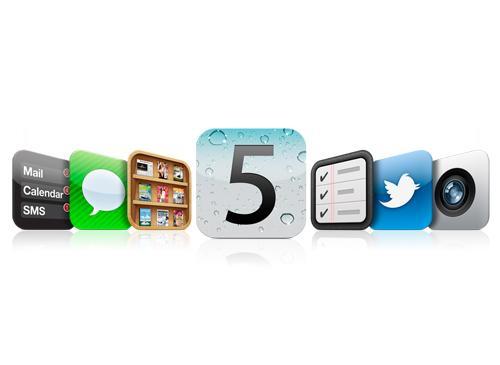 iOS 5 icon
