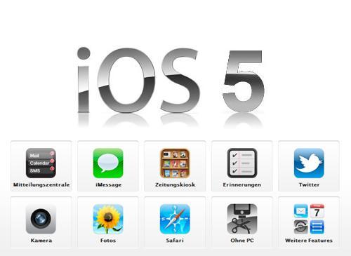 iOS 5 Übersicht