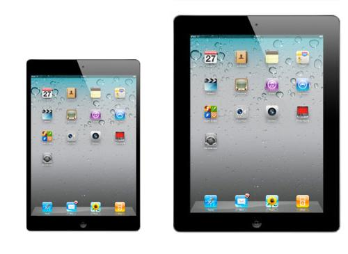 iPad 2 und iPad mini