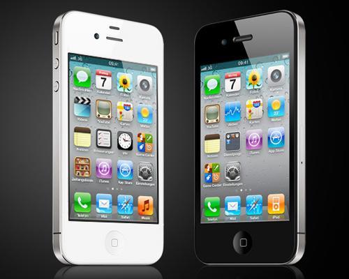 iPhone 4S und iPhone 4