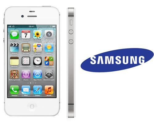 iPhone 4S VS Samsung