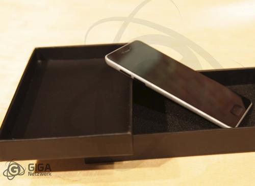 iPhone 5 mit Box GIGA