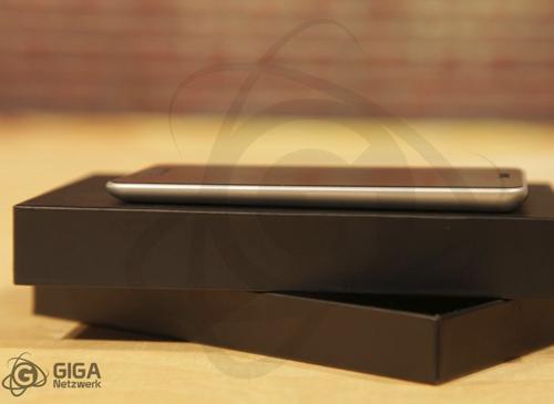 iPhone 5 Seiten ansicht GIGA