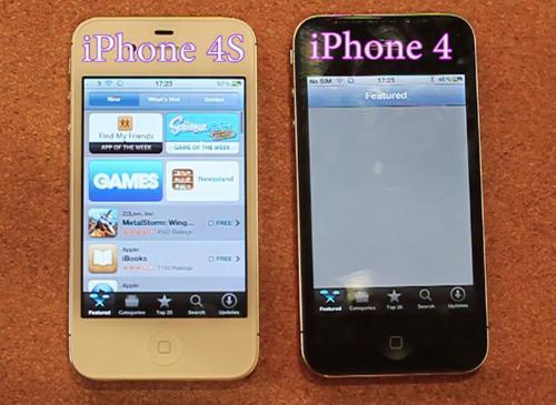 Iphone  Und Iphone  Unterschied