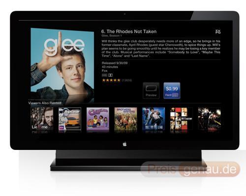 iTV Apple Fernseher