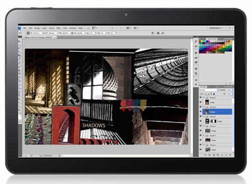 Adobe Photoshop Samsung Galaxy Tab 10.1