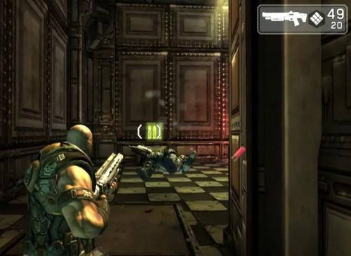 Shadowgun iOS Shooter