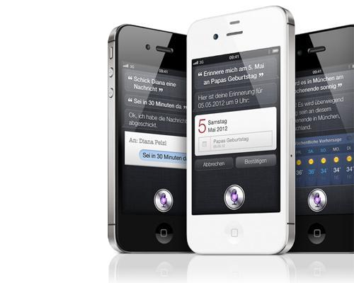 Siri Funktionen überblick