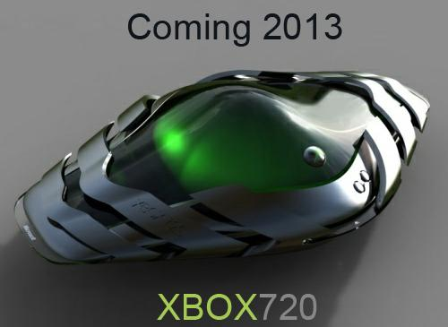 Xbox 720 is Comming