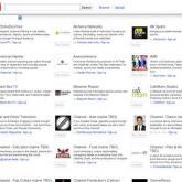 Youtube.com wird TV-Sender: Videokanäle von