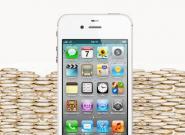 iPhone: Apple erzielt 52% des