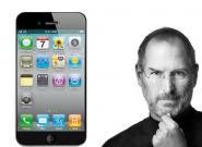 iPhone 5 von Steve Jobs: