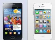 Samsung Galaxy S2 oder Apple