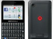Erstes Facebook Handy von Motorola
