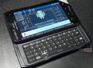 Motorola Milestone 4: Daten und