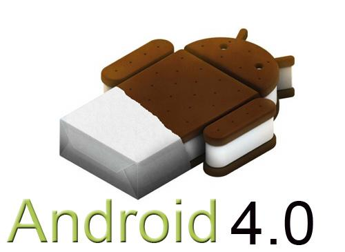 Android 4.0 logo