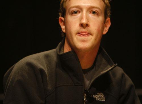Facebook markzucker berg