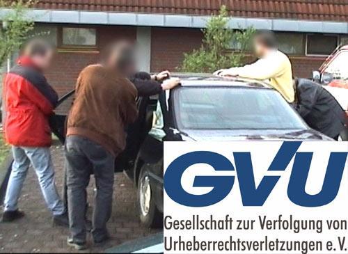 GVU festnahme