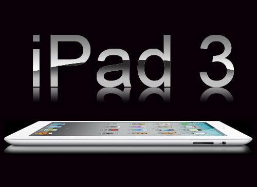 iPad 2 und iPad 3 logo
