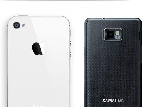 iPhone 4S vs Samsung galaxy S2 Kamera