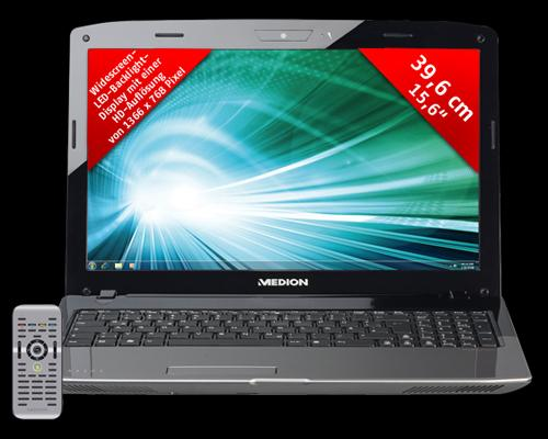 Medion Aldi Notbook Akoya P6812
