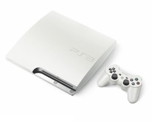 Playstation 3 Weiß
