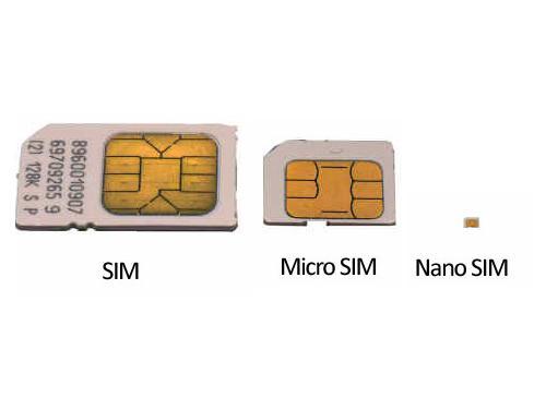 Samsung galaxy s3 mit nano sim weltweit kleinstes sim format