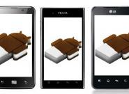 LG Smartphones bekommen Google Android