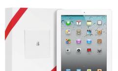 Apple iPad 2 führt zu