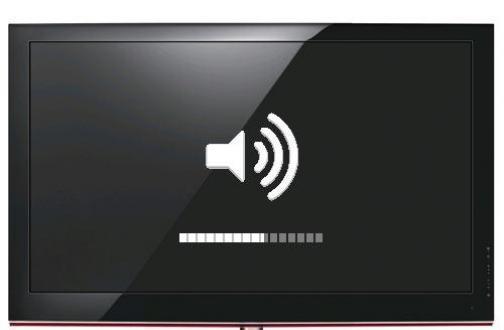 Fernsehen 2012: Einheitliche Lautstärke bei