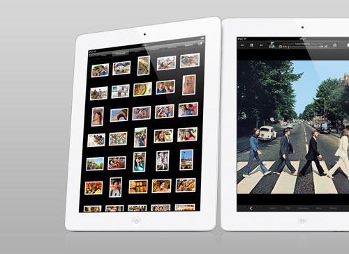 iPad 2 Weiß