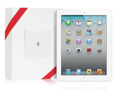 iPad 2 Weihnachtsgeschenk