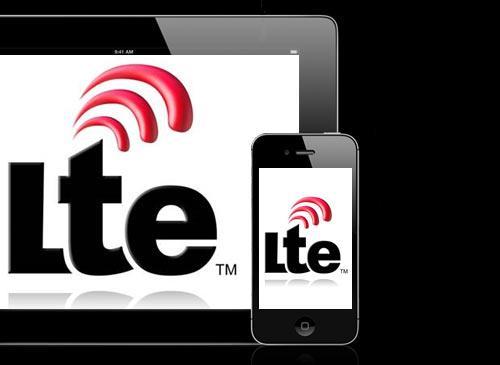 iPhone 4S und iPad2 mit LTE logo