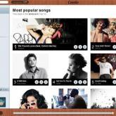Kostenlose Alternative zu Grooveshark: Cant.io