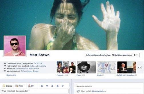 Facebook Chronik deaktivieren: So machen