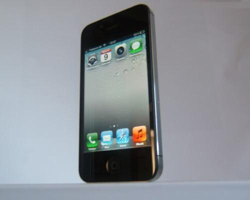 iPhone 4S Schäg unten aufnahme