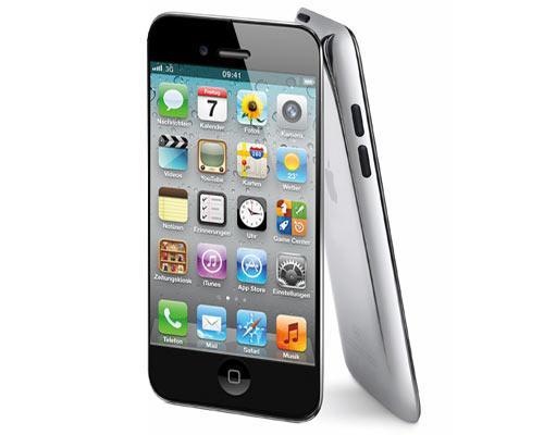 iPhone 5 seitenansichten