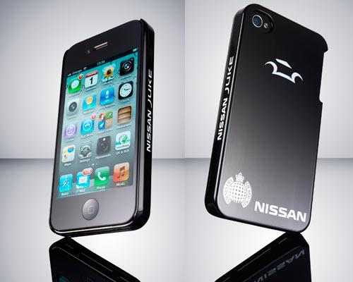 iPhone 4S Nissan Case