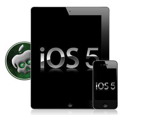 Jailbreak ipad iPhone ios 5