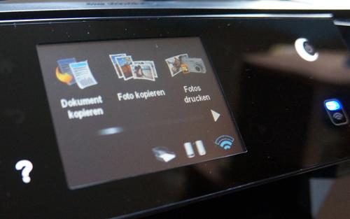 Kodak Drucker mit Touch Display