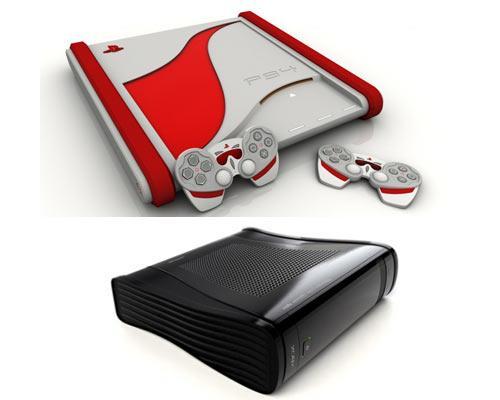PS 4 Xbox 720