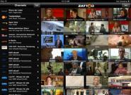 Fernsehen online: Zattoo bringt komplettes