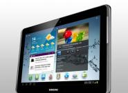 Samsung Galaxy Tab 2 und