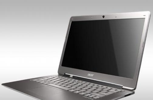 Intel Ultrabooks von Acer, Dell,