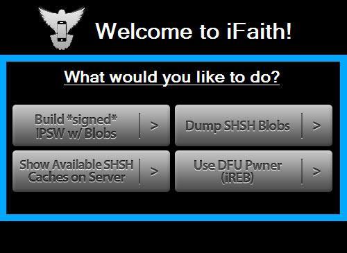 iH8Sn0w Downgrate Tool iFaith 1.4.2