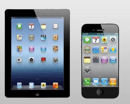 iPad 3 und iPhone 5