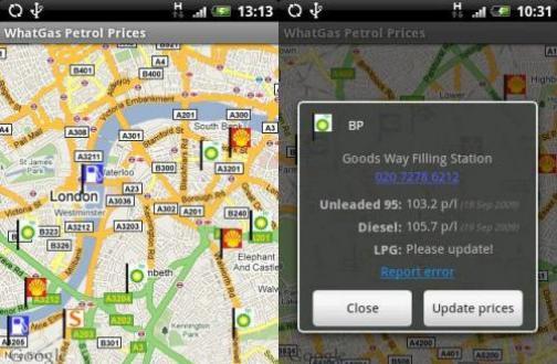 Hohe Benzinpreise: Billiger tanken per